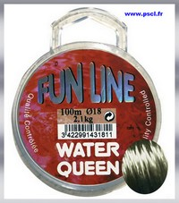 MONOFILAMENT FUN LINE WATER QUEEN