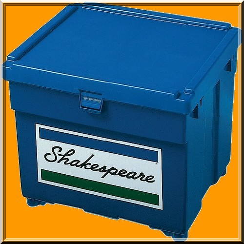CAISSE SHAKESPEARE BETA BOX